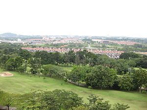Bangi, Malaysia - Bangi