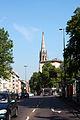 Barbarossaplatz-Köln-Einmündung-Roonstraße.JPG