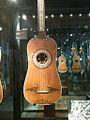 Baroque guitar body, Musée de la Musique de Paris.jpg