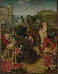 Kreuztragung Christi