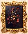 Bartolomeo bimbi, vaso di fiori con susine sul piano.JPG