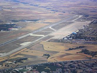 Torrejón Air Base - Image: Base Aérea de Torrejón