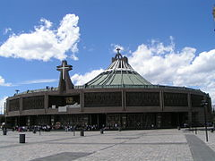 Basílica de Santa María de Guadalupe - Wikipedia, la enciclopedia ...