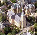Basilica of the Sacred Heart, Aerial View.jpg