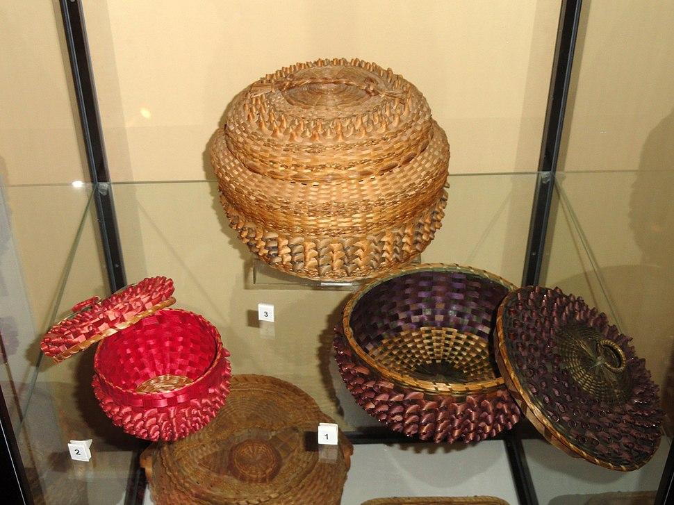 Baskets - Danforth Museum - Framingham, MA - DSC00267