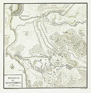 Invasion of Hanover (1757)