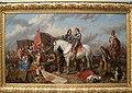 Batalla de Naseby. Charles Landseer. 01.jpg