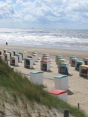 Katwijk aan Zee - Beach at Katwijk aan Zee