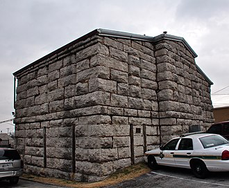 National Register of Historic Places listings in Bedford County, Tennessee - Image: Bedford County Jail