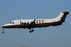 Beechcraft 1900D der Twin Jet