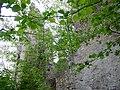 """Beim 366 km langen Neckartalradweg, Neckarburg, 793 Die """"Nehhepurc"""" wird erstmals im Besitz des Klosters St. Gallen erwähnt - 1275, Die Neckarburg erscheint mit eigener Pfarrkiche und eigenem Geistlichlen - 1589, Die Sp - panoramio.jpg"""