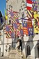 Belgium - Dendermonde - Lakenhal en stadhuis - 05.jpg