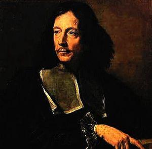 Giovanni Pietro Bellori - Gian Pietro Bellori, portrait by Carlo Maratta.