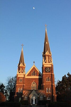 Belmont Abbey, North Carolina - Image: Belmont Abbey