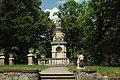 Benešov, Konopiště, socha v blízkosti zámku.JPG