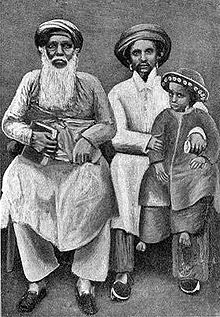 Bildresultat för indian jews