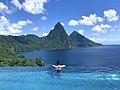 Benjamin Arnulf Saint Lucia Paradise Island Infinity Pool.jpg