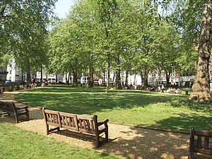 Berkeley Square - Berkeley Square, 2007