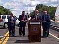 Berkley, Padelford Street Bridge Opening, August 18, 2014 (14958038921).jpg