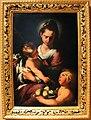 Bernardo strozzi, madonna col bambino e san giovannino, 1615-18, 01.JPG