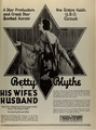 Betty Blythe in His Wife's Husband by Kenneth Webb Film Daily 1922.png