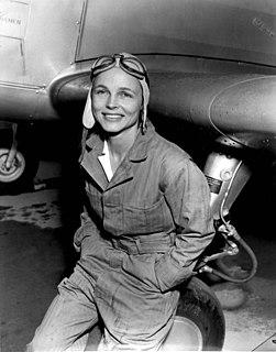 Betty Gillies American female aviator