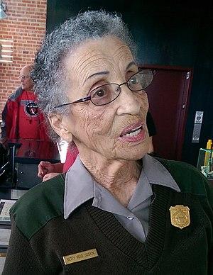 Betty Reid Soskin - Image: Betty Reid Soskin