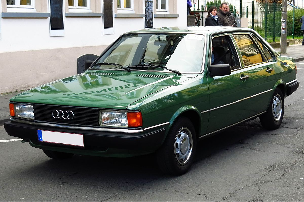 audi 80 b2 wikipedia. Black Bedroom Furniture Sets. Home Design Ideas