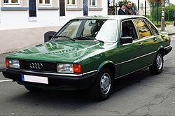 Audi 80 Viertürer (1978–1984)
