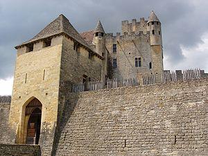 Château de Beynac - Image: Beynac chateau 2