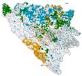BiH2013 naselja opce granice.png