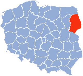 Białystok Voivodeship (1975–1998)
