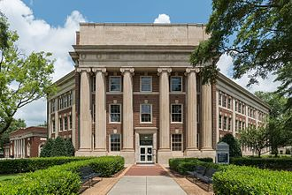 Bibb Graves - Bibb Graves Hall at the University of Alabama