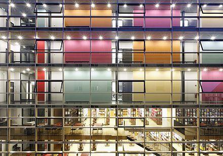 hochschule für technik stuttgart - wikiwand, Innenarchitektur ideen