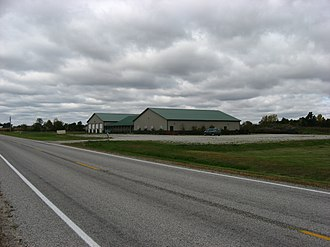 Big Island Township, Marion County, Ohio - Big Island Township hall