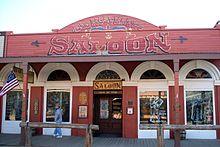 Restaurant Le Saloon St Crespin Sur Moine