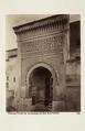 """Bild från familjen von Hallwyls resa genom Algeriet och Tunisien, 1889-1890. """"Tlemcen - Hallwylska museet - 92050.tif"""