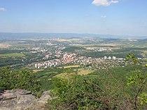 Bilina from Boren Czech Republic.JPG