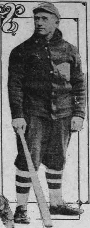 Bill Brinker - Image: Bill Brinker 1914