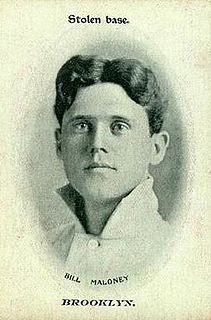 Billy Maloney American baseball player