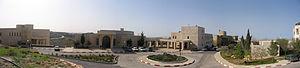 Birzeit University - Birzeit University campus