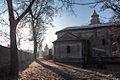 Biserica Armeano-Gregoriană Sf. Treime, fațada sud.jpg