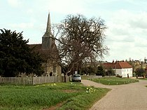 Black Notley church and Hall, Essex - geograph.org.uk - 153768.jpg