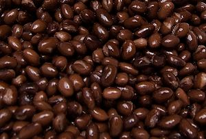Shades of black - Black beans