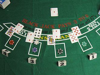 Blackjack - Initial deal