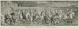 Chaucer's Canterbury Pilgrims