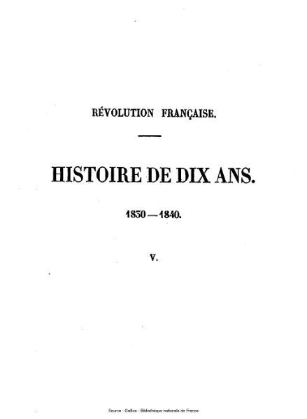 File:Blanc - Histoire de dix ans, tome 5.djvu