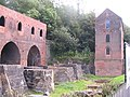 Blast furnaces at Blists Hill - geograph.org.uk - 571059.jpg