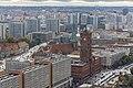 Blick vom Hotel Park Inn zum Roten Rathaus.jpg
