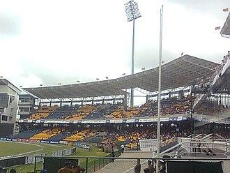 R. Premadasa Stadium - Image: Block B, RPS Colombo